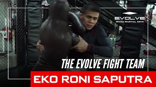 MMA | There's No Stopping Eko Roni Saputra!