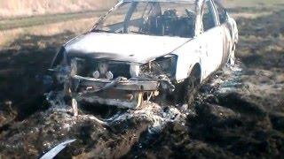 Китайский автомобиль Чери Фора добуксовался
