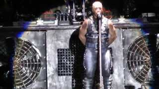 Rammstein - Wollt Ihr Das Bett in Flammen Sehen Live iMPACT FESTIVAL 04.06.2013 FULL High Quality Mp3