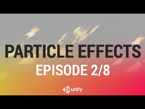 Flame Particles Overview - Unity