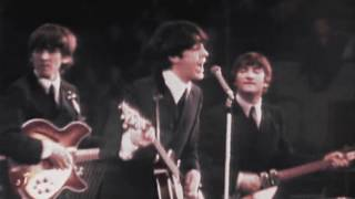 The Beatles Can't Buy Me Love (live HD)