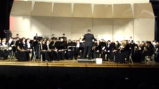 District Honor Band - Valley of the Kings