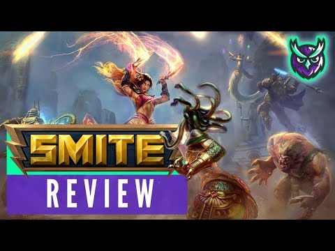 SMITE Switch Review - The best free to play MOBA? 2019 video thumbnail
