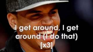 Chris Brown - I Get Around W/ Lyrics