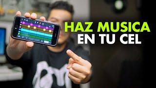 📱5 Apps Para Hacer Música En Tu Celular
