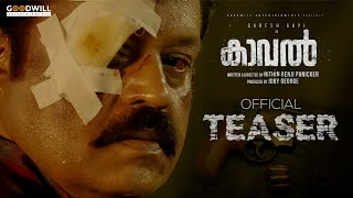 Kaaval Official Teaser | Suresh Gopi | Nithin Renji Panicker | Goodwill Entertainments | Joby George - Download this Video in MP3, M4A, WEBM, MP4, 3GP