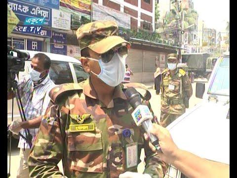 রাজধানীতে সেনা টহল, তল্লাশীর মুখে ব্যক্তিগত গাড়ি | ETV News