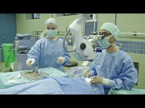 Die Laserchirurgie vaskulös
