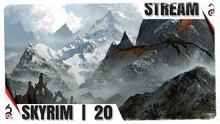 The Elder Scrolls V: Skyrim День парящего ведра! Прохождение с озвучкой #20