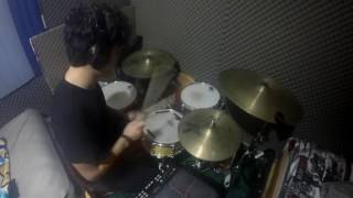 Foals - Night Swimmers ( Drum Cover )
