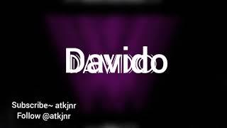 Davido Wonder Woman (official Audio) By Atkjnr