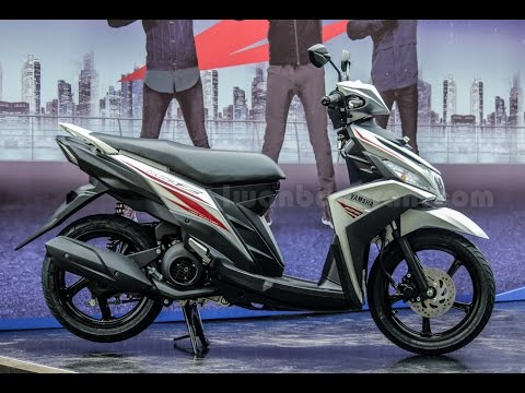 Yamaha Mio-Z review 2016