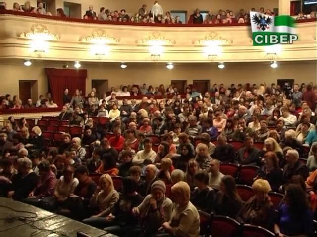 У Чернігові розпочалися 24-ті «Слов'янські театральні зустрічі»