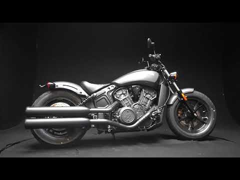 2021 Indian Scout® Bobber Sixty ABS in De Pere, Wisconsin - Video 1