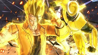 Dio's Stand Power, The World! - Dragon Ball Xenoverse 2
