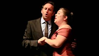 BRAD COOPER & ANITA KYLE sing FRA GLI AMPLESSI from Mozart's 'Così fan tutte' (Highlight)