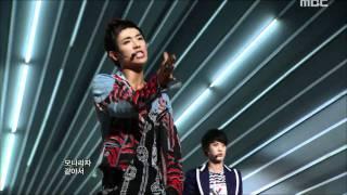 MBLAQ   MONALISA, 엠블랙   모나리자, Music Core 20110716