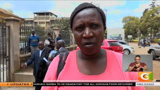 54-year-old woman causes a stir in court