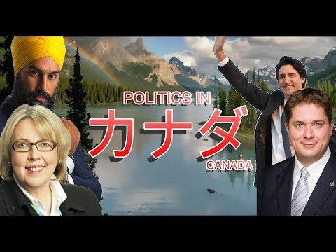 What If Canadian Politics Had an Anime Opening? 🍁