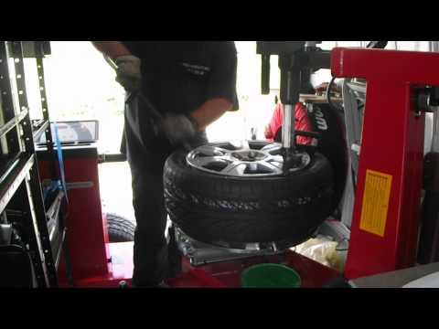 comment monter des pneus runflat
