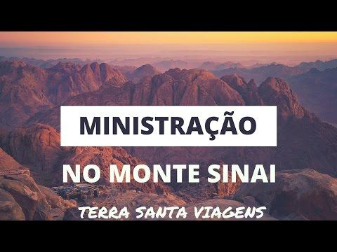 Adoração no Monte Sinai