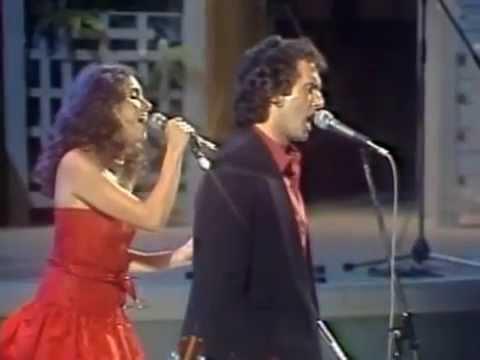 Festival de Viña 1983,  Ana Belén y Víctor Manuel,  Luna 1983