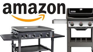 Best Selling BBQ Grills On Amazon