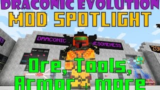 Ep 48 / Draconic Armor and Tools / Sky Factory 3 0 / FTB /