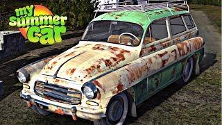 ROBANDO EL RUSCKO - My Summer Car #9 (Simulador de vida)