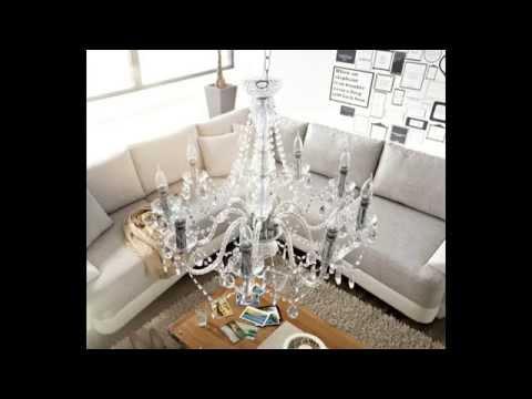 Exklusive Kristall Kronleuchter Lüster Chandelier Lampe Luxus