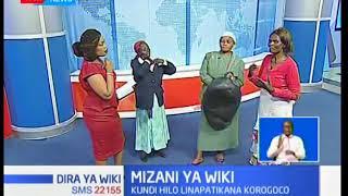 Mizani ya Wiki: Kina mama wakongwe wanaotumia mbinu ya mazoezi kujilinda