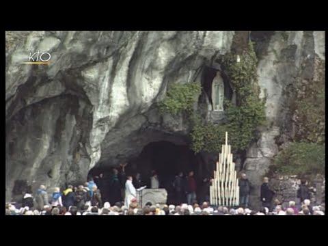 Chapelet à Lourdes du 11 avril 2019
