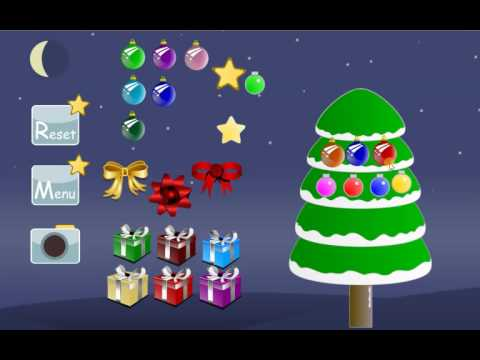 decorate the christmas tree unity game source code previous video - Christmas Tree Decoration Games