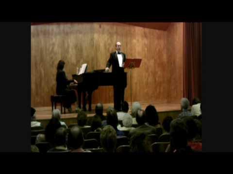 Mattinata San Diego Library Concert Series R. Leoncavallo