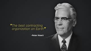 Kiewit Company Overview