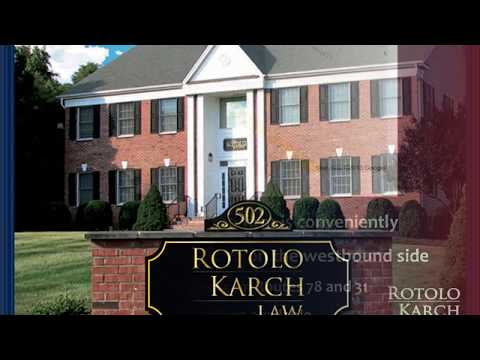 Video Rotolo Karch Law - Personal injury Attorneys