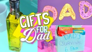 What to give your dad for his birthday homemade