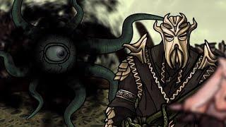 The Senile Scribbles: Skyrim Parody - Part 10 (Series Finale)