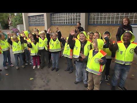 Mehr Sicherheit auf dem Schulweg für ABC Schützen in Baden-Baden