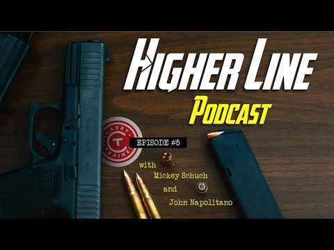 Fighting for Constitutional Rights in the State of New York - Higher Line Podcast #5
