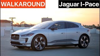 Jaguar I-Pace WALKAROUND
