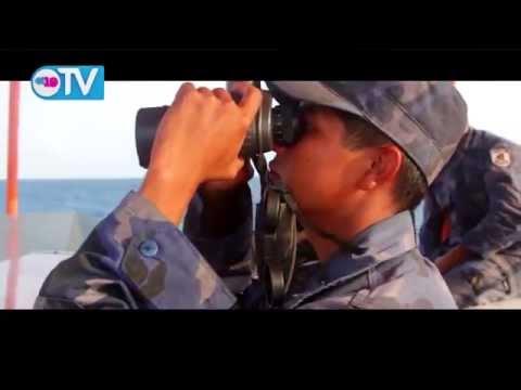 Fuerza Naval cumple 35 años garantizando seguridad y protección de la soberanía nacional