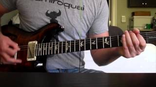 311-Jackolantern's Weather Guitar Cover