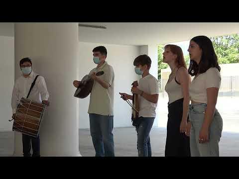 «'Σην γέφυραν» από το Μουσικό Σχολείο Αθήνας