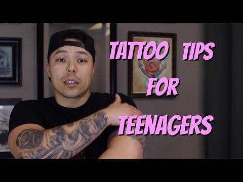 , title : 'Tattoo Tips for Teens - Why You Should Consider Waiting Until You're Older