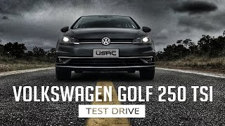 Volkswagen Golf 250 TSI - Test Drive