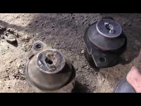 Подушка двигателя чери амулет аналог