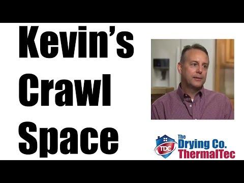 Kevin's Williamsburg, VA Crawl Space