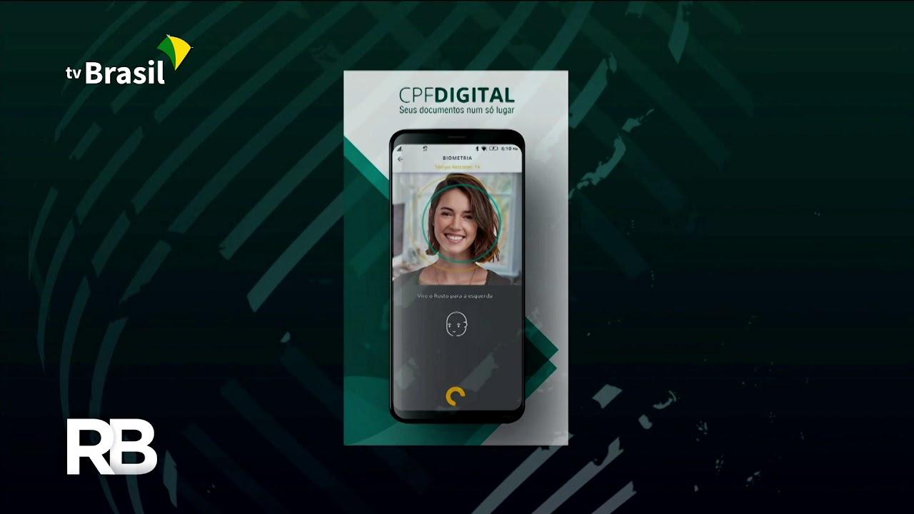 Receita Federal lança o aplicativo CPF Digital