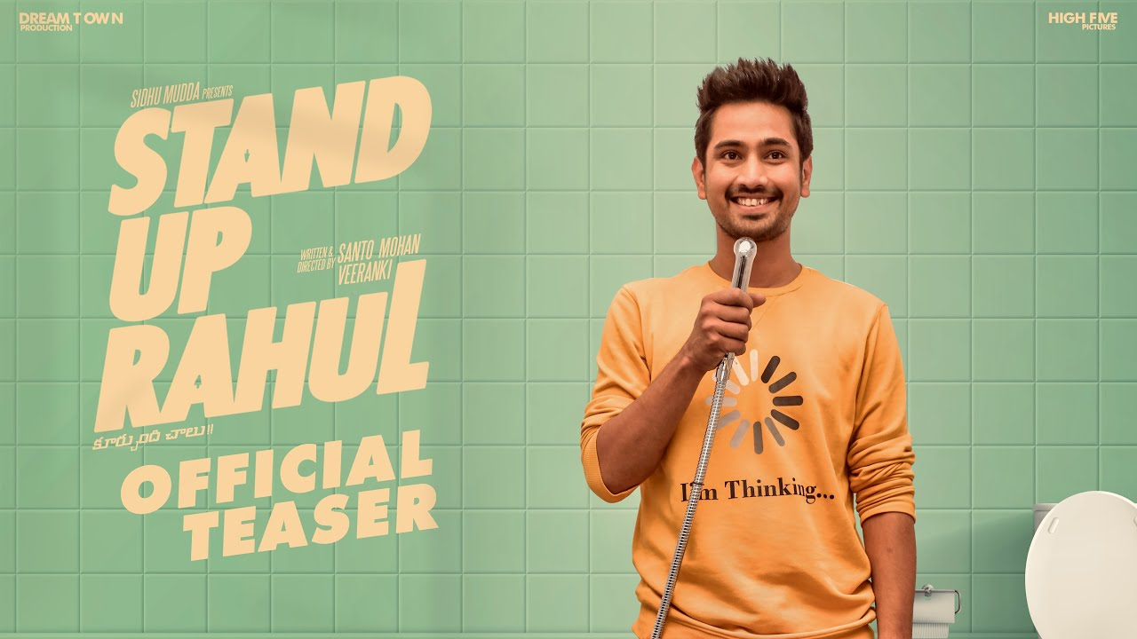 Stand Up Rahul Teaser